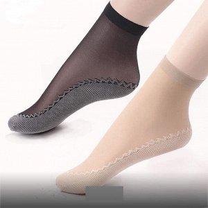 Женские капроновые носки 10шт