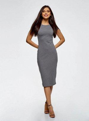 Платье миди (комплект из 2 штук)