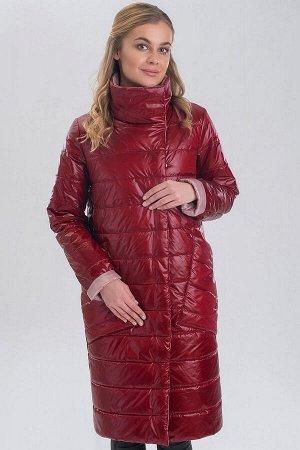 Винный Женские пальто представляют собой лучший фасон верхней одежды при прохладной погоде, поскольку они надежно защитят от ветра и холода. Прямой силуэт изделия скроет все недостатки фигуры, придаст