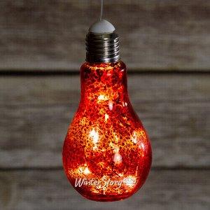 Декоративный подвесной светильник Ретро 14 см, батарейки, IP20 (Koopman)