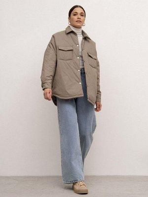 Однотонная куртка N012/rimer