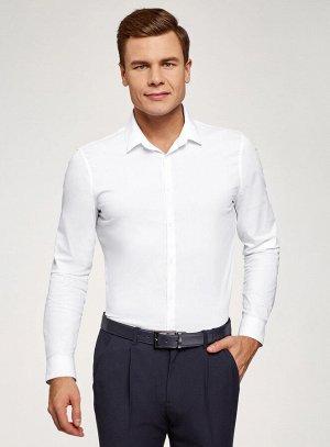 Рубашка базовая с длинным рукавом