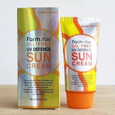 Уходовая косметика Elizavecca и Lador за 1 день — Солнцезащитные кремы