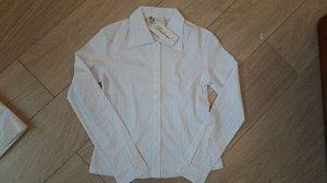 Блуза для школы новые Deloras на 140 см