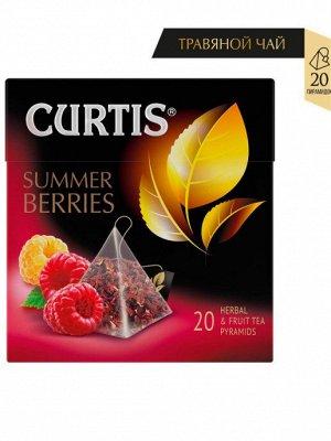 Чай Curtis Summer Berries (Саммер Беррис) фрукт-трав 20пир