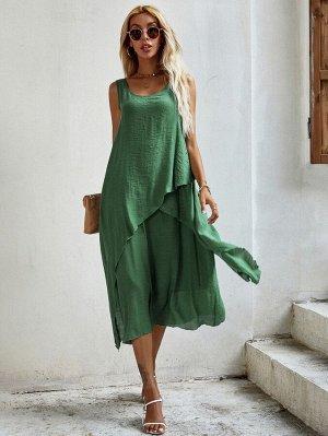Платье асимметричный