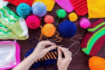 Мыльная сказка! Товары для хобби и творчества — Всё для вязания