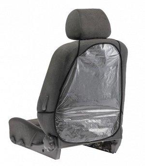 Накидка-незапинайка на спинку сиденья