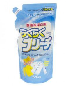 Отбеливатель Rocket Soap Кислородный для цветного белья и шерсти (720 мл)