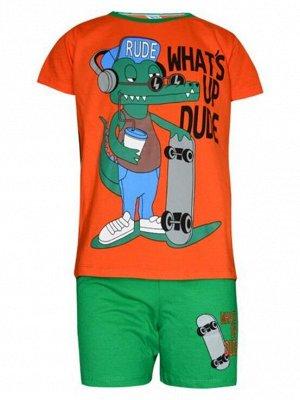 Футболка и шорты для мальчиков арт. ММ 005-42