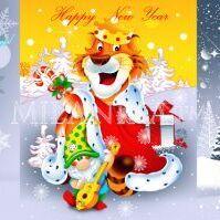 ❤ Домашний текстиль Milanika- есть всё от полотенца до одеяла — Вафельное полотно — уже с символом нового года
