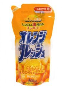 Средство для мытья посуды Rocket Soap Fresh Свежесть апельсина