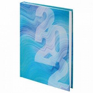 """Ежедневник датированный 2022 (145х215 мм), А5, STAFF, ламинированная обложка, """"Monocolor"""", 113341"""