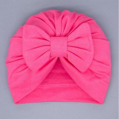 Новое поступление зимних шапок от Русбубона — Летняя коллекция для девочек