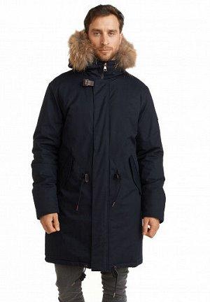 Зимняя мужская куртка без меха