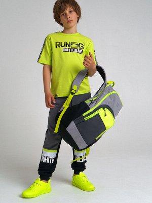 Комплект для мальчиков: рюкзак, сумка для обуви