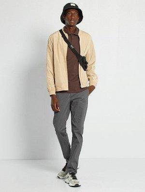 Легкая куртка-бомбер Eco-conception