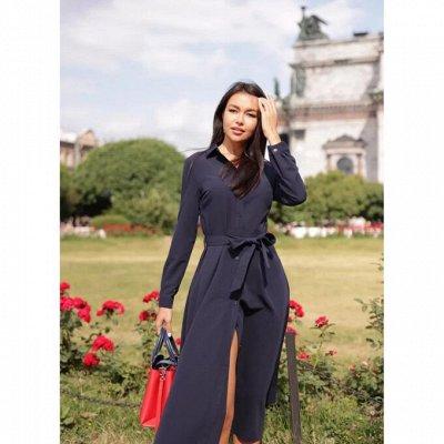Разве может настоящая женщина не купить новое платье? — Платье-рубашка длинные