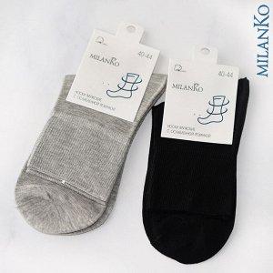 Мужские носки с ослабленной резинкой MilanKo N-150