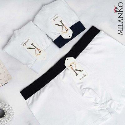Три лисёнка🎈 Яркий Бюджетный Трикотаж — Распродажа продукции Milanko для мужчин