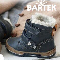 Bartek-осень-зима+ школа — обувь для детей из Польши — B(27-32)