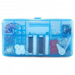 Швейный набор в пластиковом контейнере