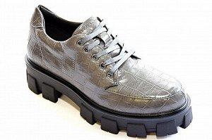 Туфли 2152D серые
