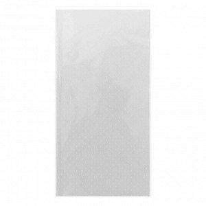 """Пакет подарочный прозрачный """"Точки"""" размер 15*30см"""