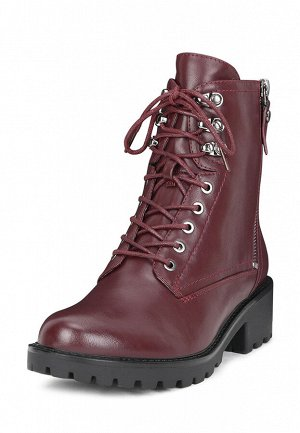 Ботинки женские демисезонные K0411MH-9A
