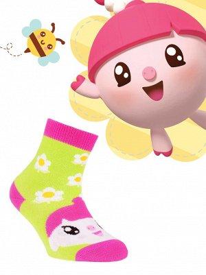 Носки детские Conte-kids МАЛЫШАРИКИ  16С-33СП  рис. 261  Салатовый