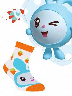 Носки детские Conte-kids МАЛЫШАРИКИ  16С-33СП  рис263  Белый
