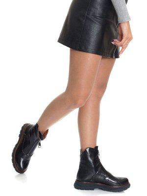 Ботинки Страна производитель: Китай Размер женской обуви x: 36 Полнота обуви: Тип «F» или «Fx» Вид обуви: Ботинки Сезон: Зима Материал верха: Натуральная кожа Материал подкладки: Натуральный мех Матер