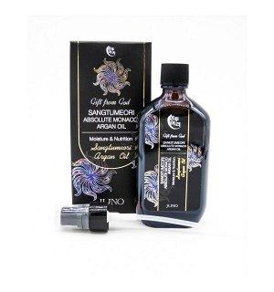 Аргановое масло JUNO Sangtumeori  для всех типов волос, особенно для сухих, поврежденных и окрашенных 100мл