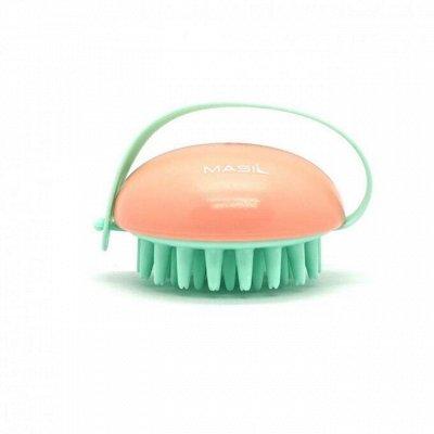 Экспресс-средство для посеченных кончиков волос — Массажная щетка для головы