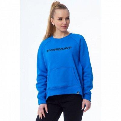 FORMA//T — одежда для спорта и отдыха ✨ — Женские худи, толстовки