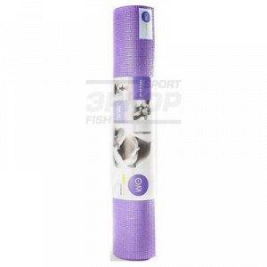Коврик для фитнеса Ижевск Yoga Asana 1800x600x4 фиолет