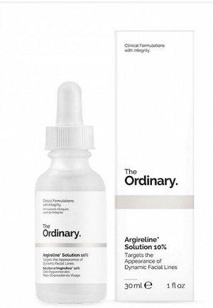 Сыворотка с эффектом ботокса The Ordinary Argireline Solution 10%. 30 мл