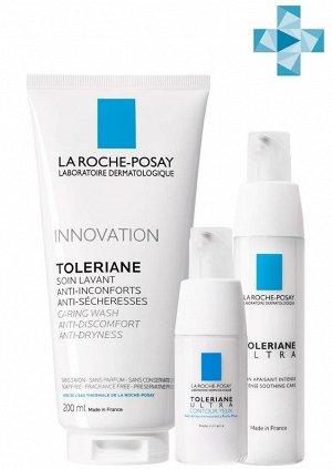 Ля Рош Позе Набор Уход Ultra 40 мл + Ultra Eyes 20 мл + Toleriane gel 200 мл (La Roche-Posay, Toleriane)