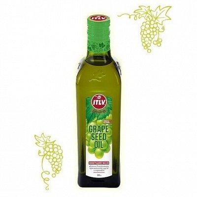 """Продукты - """"Копейка рубль бережет"""" — Масло оливковое, масло из виногр. косточки"""