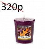 Yankee Candle Свеча краски осени