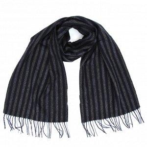 Мужской шарф 30*180см, состав 100% шерсть,LEO VENTONI, YTC21184-2