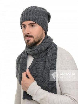 Комплект «Эдвард» (шапка+шарф)