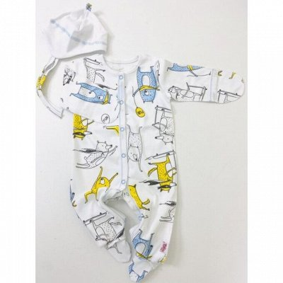 Cotton Baby — Очаровательная покупка для новорожденных