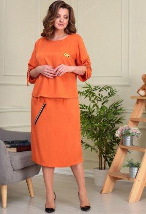 Комплект Anastasia Mak 797 оранжевый
