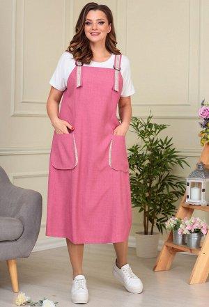 Комплект Anastasia Mak 855 розовый