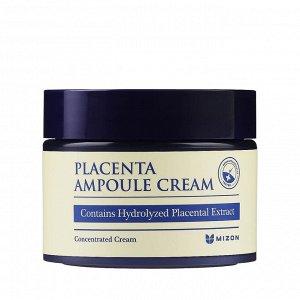Крем для лица Mizon Placenta Ampoule Cream, 50ml