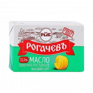 Масло сливочное крестьянское м.д.ж.72,5 % 160 гр