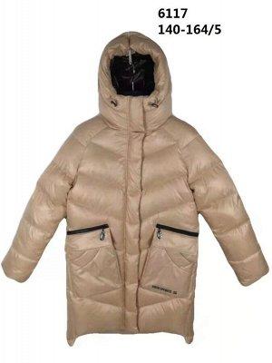 6117 Пальто для девочки