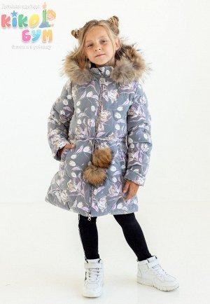 6162 Пальто для девочки