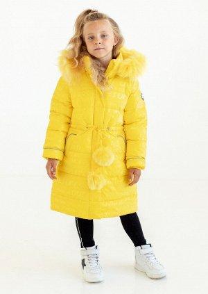 6164 Пальто для девочки